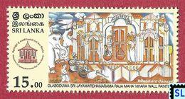Sri Lanka Stamps 2020, State Vesak Festival, Buddha, Buddhism, Elephants, Elephant, MNH - Sri Lanka (Ceylon) (1948-...)