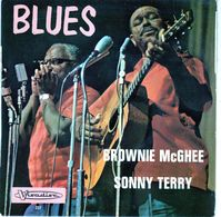 Disque - Brownie Mc Ghee - Sonny Terry - Blues - Visadisc VI 237 - 1963 - - Blues