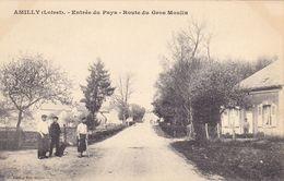 45-loiret-amilly-rue Du Gros Moulin - Amilly