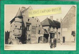 Carte-photo Beaulieu-lès-Loches 37 Dépendances De L'Ancienne Abbaye De La Trinité Logement Du Prieur 2scans - Francia