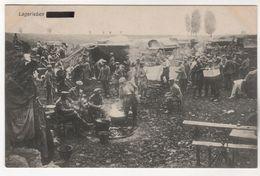 4403,  Weltkrieg 1914-18, Frankreich ???  Lagerleben - War 1914-18