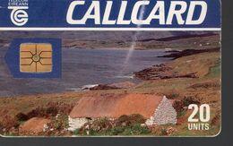 ROYAUME UNI - TELECOM EIREANN - CALLCARD 20 UNITS (BIS) - Ver. Königreich