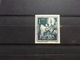 (967) SPAIN 1952 : Sc# C137 MNH VF THE EUCHARIST BY TIEPOLO INTL ENCHARISTIC CONGRESS BARCELONA - Ongebruikt