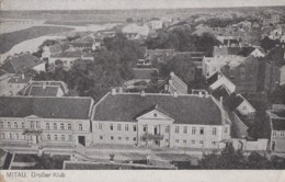 Lettonie - Jelgava - Mitau - Grosser Klub - Panorama Ville - Letonia
