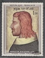 1964 Francia Yv# 1413  **MNH  Perfecto Estado. Juan II El Bueno (Yvert&Tellier)  Personajes - Frankreich