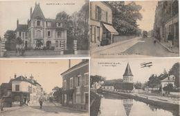 LOT DE 52 CARTES-DE SEINE ET MARNE-VOIR SCANNER - 5 - 99 Postkaarten