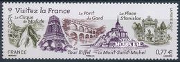 2012 Francia Yv# 4661  **MNH  Perfecto Estado. Europa 12 (Yvert&Tellier)  Turismo - Neufs