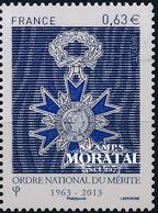 2013 Francia Yv# 4830  **MNH  Perfecto Estado. Orden Nacional Del Mérito (Yvert&Tellier) - Frankreich