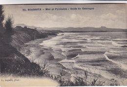 Biaritz, Mer Et Pyrénées, Golfe De Gascogne (pk70354) - Biarritz