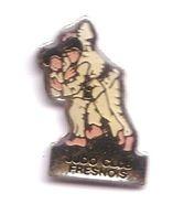 C199 Pin's Judo Club FRESNOIS Fresnois-la-Montagne Meurthe-et-Moselle Achat Immédiat - Judo