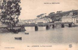 AUDIERNE - Le Pont Tournant ( Toute La Bretagne ) - Audierne