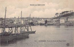 AUDIERNE - Vue De La Route De PONT L'abbé ( Toute La Bretagne  908 ) - Audierne