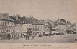 Sarrebourg Marktplatz - Sarrebourg