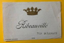 15086  -  Alsace  Ribeauvillé - Unclassified