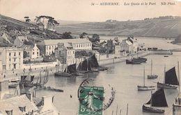 AUDIERNE  - Le Quai Et Le Port ( Nd Phot ) - Audierne