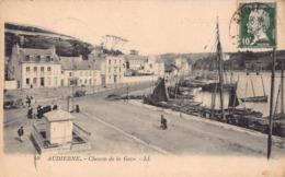 AUDIERNE  - Chemin De La Gare - Audierne
