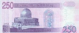 IRAQ P.  88 250 D 2002 UNC - Iraq