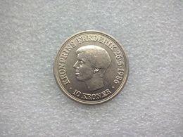 Denmark  10 Kroner , 1986 , Crown Prince's Birthday - Denemarken