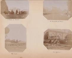 Lot De 21 Photos D'Evreux Datées De 1903 - Oud (voor 1900)