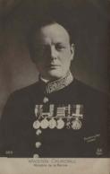 Winston CHURCHILL - Ministre De La Marine - Personaggi