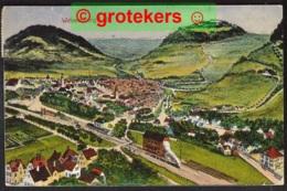 WEISSENBURG I. B. Panorama 1922 - Weissenburg