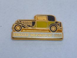 Pin's RENAULT, NERVASPORT 1932, Signe CEF - Renault