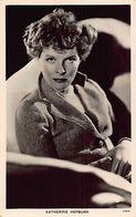 Actress Katharine Hepburn ,Radio Real Photo Postcard - Acteurs