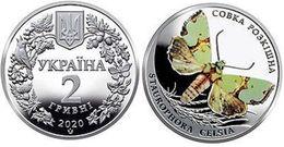 Ukraine - 2 Hryvni 2020 UNC Scoop Luxurious Lemberg-Zp - Oekraïne