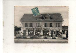 Anould (88) : L'Hôtel Du Commerce Café Restaurant En 1953 GF. - Anould