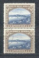 Angebot Für Gboecker SWA - Michel Nr. 150 - 151 O Paar + 406 O + 506 O - Südwestafrika (1923-1990)