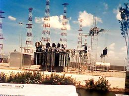 6 CARD RADIO  ESPANA  RTVE CENTRO ANTENNE  ONDE CORTE  NOBLEJAS TOLEDO  1977 HQ9495 - Radio