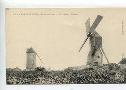 Moulins Chalonnes Sur Loire Maine Et Loire - Chalonnes Sur Loire
