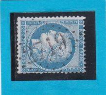 N° 60 A - GC 2719  OLLIERGUES  (62)  PUY De DOME -  REF 123-413 + Variété - 1871-1875 Ceres