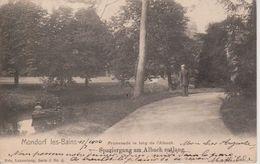 MONDORF - PROMENADE LE LONG DE L'ALBACH - NELS SERIE 3 N° 6 - Mondorf-les-Bains