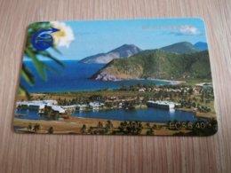 ST KITTS & NEVIS   GPT CARD $5,40,-   2CSKA     NO STK-2A     MINT !     **2325** - Saint Kitts & Nevis