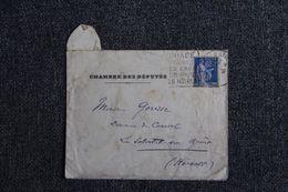 Enveloppe Publicitaire - Chambre Des Députés. - Schweiz