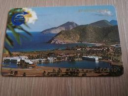 ST KITTS & NEVIS   GPT CARD $10,-   2CSKB     NO STK-2B        Fine Used Card  **2326** - Saint Kitts & Nevis