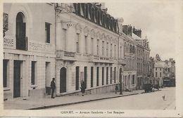 49, Maine Et Loire, CHOLET, Avenue Gambetta - Les Banques, Scan Recto-Verso - Cholet