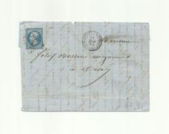 Aude Le Port De La Nouvelle GC + T15 - 1849-1876: Klassik