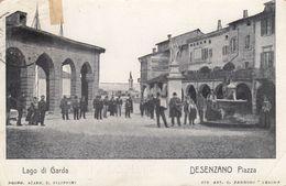 DESENZANO (Lago Di Garda): Piazza - Autres Villes