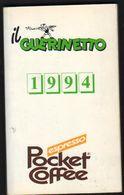 Il Guerinetto 1994 Sport Calcio Manuale Statistico Soccer Statistical Manual Manuel Football Fútbol LIB00013 - Boeken, Tijdschriften, Stripverhalen