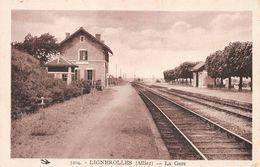 Lignerolles Gare Canton Montluçon - Otros Municipios