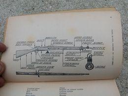 Livre US TM FM Technical Manuel Sur Le Fusil Americain M 1903 Calibre 30 Daté 1943 Springfield - 1939-45