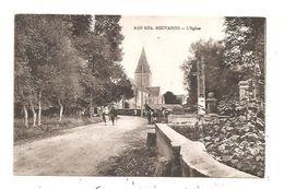 Meuvaines-L'Eglise   (D.7494) - Otros Municipios