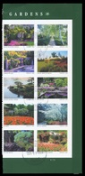 Etats-Unis / United States (Scott No.5470a - American Gardens) (o) VF / TB - Verenigde Staten