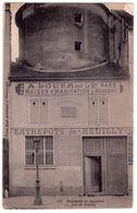 7252 - Paris ( 12e ) - Brasserie De Santerre ( 11 Rue De Reuilly ) - N°166 - - Arrondissement: 12