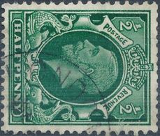 SG 439c, Watermark Sideways - Used Stamps