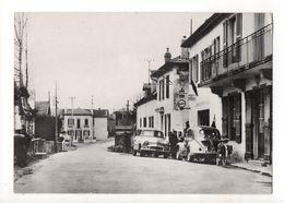 SAINT PIERRE D'IRUBE - 64 - Pays Basque - Pompe à Essence ESSO - Débit De Tabac - Achat Immédiat - France