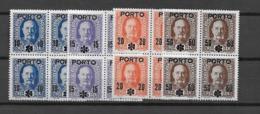 1917 MNH österreich Porto 50-63 Postfris** - Taxe