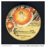 Boite à Poudre Vide FRIMOUSSE D'OR. Parfumerie (Ref.60875) - Beauty Products